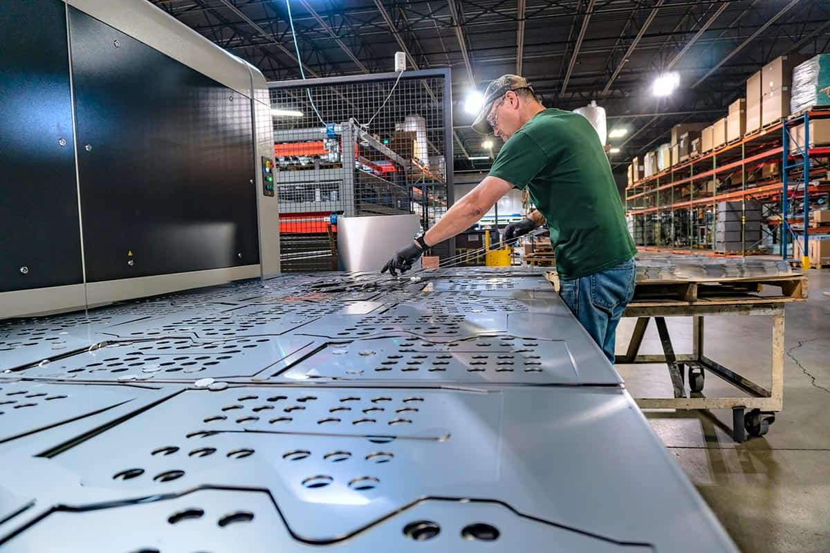 Gauthier Industries Production