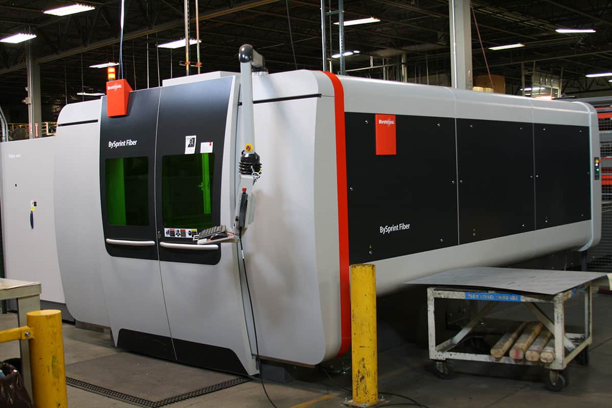 Gauthier Industries Laser Cutting