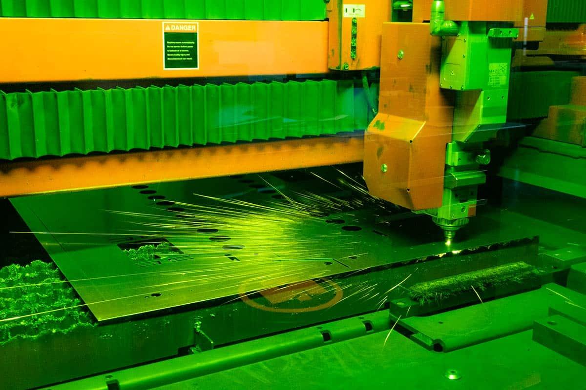 Gauthier Laser Cutting
